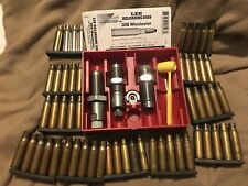 Lee Deluxe Reloading Dies 308 Winchester - Nos with empties!