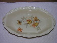 Vintage Bavaria Elfenbein Porzellan serving bowl