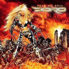 Fear No Evil by Doro (CD, Feb-2009, Dismanic Label Group)