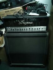 bugera valve guitar amplifier 6262 with footswitch & matching speaker cabinet