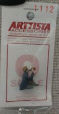 Arttista Hobo with Bottle #1112 O Scale On30 On3 Figures People Model Trains-New