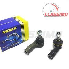 Track Tie Rod End Pair for VW VOLKSWAGEN GOLF Mk 2 & 3 - 1983 to 1998 - Moog