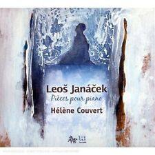 H l ne Couvert, L. Janacek - Pieces for Piano [New CD] Digipack Packaging