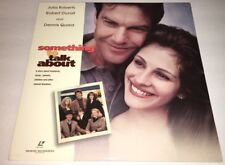 Something To Talk About WS Laserdisc LD Julia Roberts Dennis Quaid Rober 77S