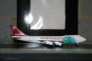 Aeroclassics 1:400 Northwest Cargo Boeing 747-200F N646NW (ACN646NW) Model Plane