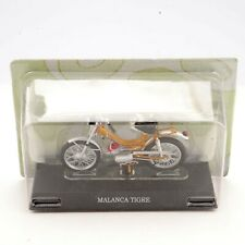 1/18 Motorcycle Classic Bike MALANCA TIGRE Model Collection Toy Gift