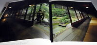 TSUBONIWA Courtyard Gardens in Kyoto book from Japan Japanese zen #0946