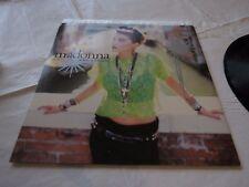 Madonna Like a Virgin 1984 two cut maxi single 45 RPM LP record album vinyl RARE