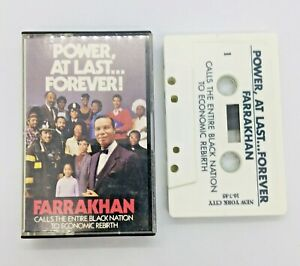 Power at Last Forever Farrakhan Calls Entire Black Nation to Economic Rebirth