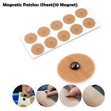 Natural Acupressure Magnetic Therapy Patches Magnetic Patch 1Sheet(10 Magnet) GT