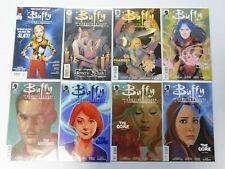 Buffy Lot, 8.0 VF 33 Different