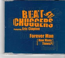 (FK522) Beat Chuggers Feat Eric Clapton, Forever Man (How Many Times? - 2000 CD