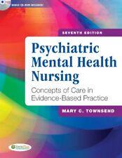 Psychiatric Mental Health Nursing: Concepts of Car