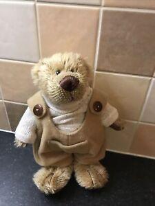 John Lewis London Mischief Teddy Bear Soft Toy Plush