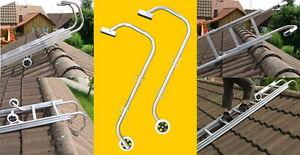 Firsthaltebügel  / Firstüberwurfbügel / Firstbügel für Dachleiter (1 Paar)