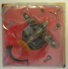 Altaya Aviation Dewoitine D.520 France (orange/red tail) in Blister Pack NEW