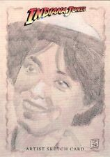 Indiana Jones Heritage Don Pedicini Jr. / Marion Ravenwood Sketch Card
