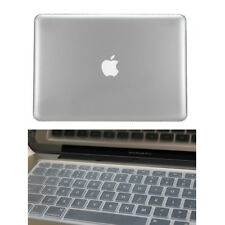 "2 in1 Clear Crystal Hard Case for Macbook PRO13"" A1278 with Keyboard Cover"
