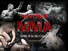 Superstar Wrestling Presents  - SuperfightMMA -