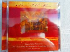 Music of the Horse   Keeneland Presents The University of Kentucky Symphony  CD