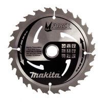 Makita B-08006 Circular Saw Blade 165mm x 20mm x 24T Rip Cross Cut Portable