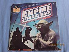 """1980 """"The Empire Strikes Back"""" w/Record"""