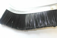 Box of 12 Curved HARD PVC Bristle Brush w Plastic handle - DIY TOOL