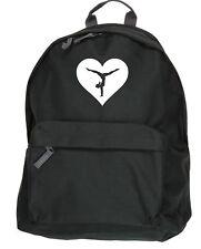 Heart Gymnastics kit bag backpack ruck sack gym sports school