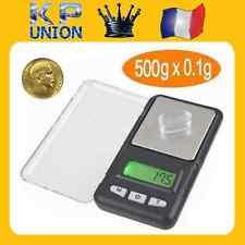 BALANZA PESO DE BOLSILLO digital en la pantalla LCD joyero,oro/precisión 0,1g/