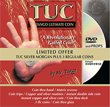 Limited Special Silver TUC Morgan plus 3 Matching Coins (LOF01) by Tango