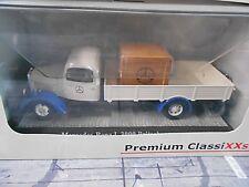 MERCEDES BENZ LKW Truck L3000 L 3000 Pritsche Werkstransport Premium Class. 1:43
