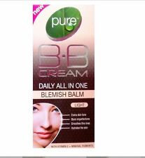 Pure BB Cream Daily All In One Blemish Balm Light 30ml