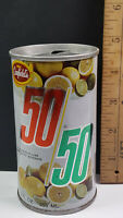 Canfields 50/50 Grapefruit Lime Can Flat Pull Tab Top Chicago A.J. Rare Vintage