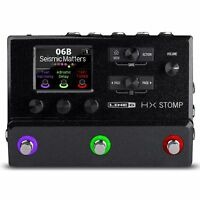 Line 6 HX Stomp Ultra-Compact Professional-Grade Effects Processor