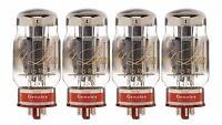 New 4x Genalex Gold Lion KT88   Matched Quad / Quartet / Four Tubes   Free Ship