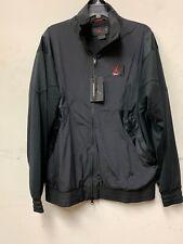 Jordan flight mens black Zip Hoodie,standard fit,Pullover,Sweatshirt SIZE M NEW
