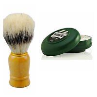 Proraso Shaving Soap Eucalyptus & Menthol Bowl 75ml & Shaving Brush