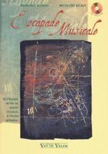 Escapade Musicale - Livre + CD audio [Broch_] by Alonso, Margaret; Ricavy, Mi...
