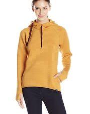 Columbia Womens Castella Peak Hoodie NWT $80 Mustard Yellow Medium