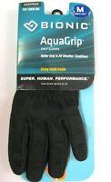 NEW 2018 Bionic Aquagrip Golf Glove-Left hand for RIGHT Handed Golfers aqua grip