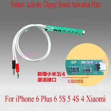 Battery Activate Charge Board Activation Plate For iPhone 6 Plus 5S 5 4S 4 M3 M4