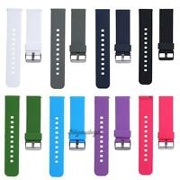 Sports Silicone Replacement Wrist Watch Band Strap for Samsung R380 for LG W100