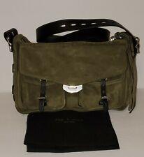 Rag Bone Small Suede Field Messenger Bag MRSP $695