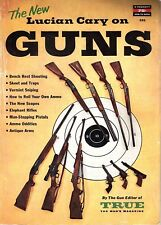 1957 The New Lucian Carry on Guns vintage Fawcett How to book 355