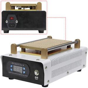"""LCD Screen Separator Built-in Vacuum Pump LCD Detach Machine For 7"""" Below Screen"""