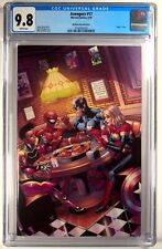 Avengers 17 Mckone VIRGIN Convention Variant - 1 CGC 9.8
