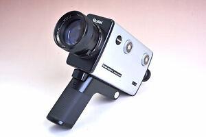 Rollei Movie 4 macro zoom, Super-8-Filmkamera, 1976-78