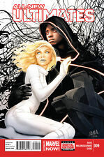 All New Ultimates #9 - Michel Fiffe - Marvel - Cloak and Dagger