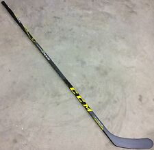 CCM Ultra Tacks Pro Stock Hockey Stick Grip 95 Flex Left Mid Curve 6773