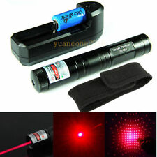 5Miles 851 Red Laser Pointer 1mw 532nm Laser Light Visible Beam+Battery+Star Cap